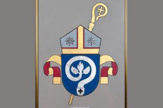 Lapuan piispan vaakuna